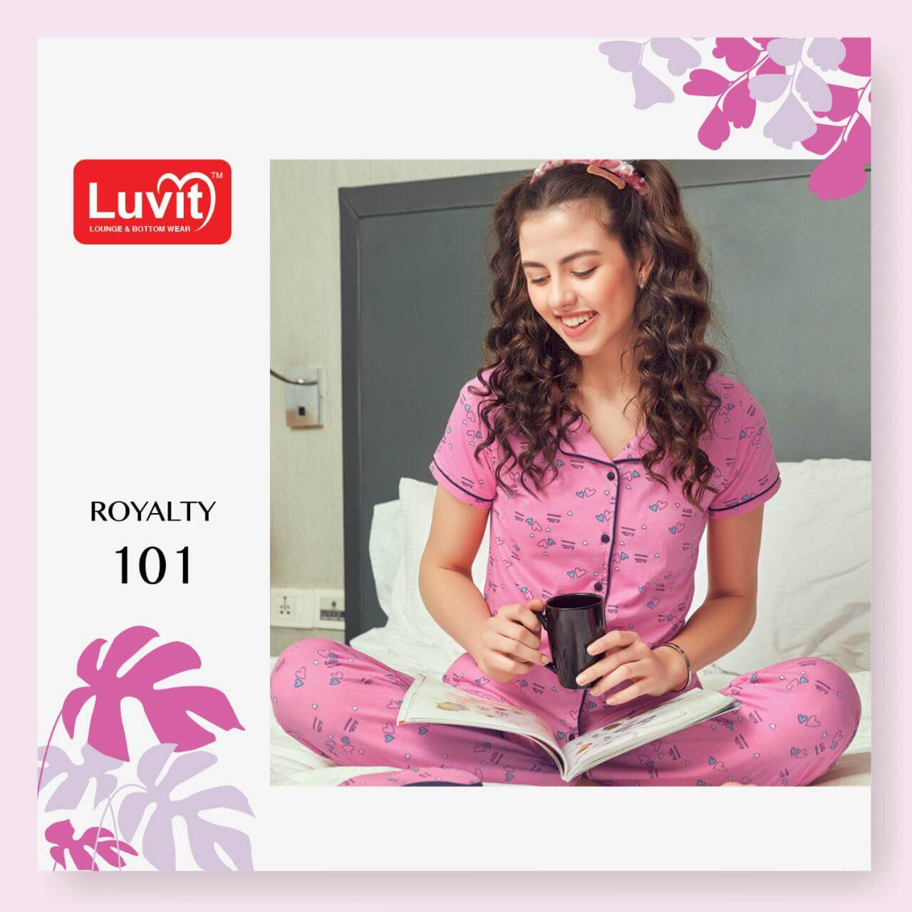 Luvit Royality collection 10