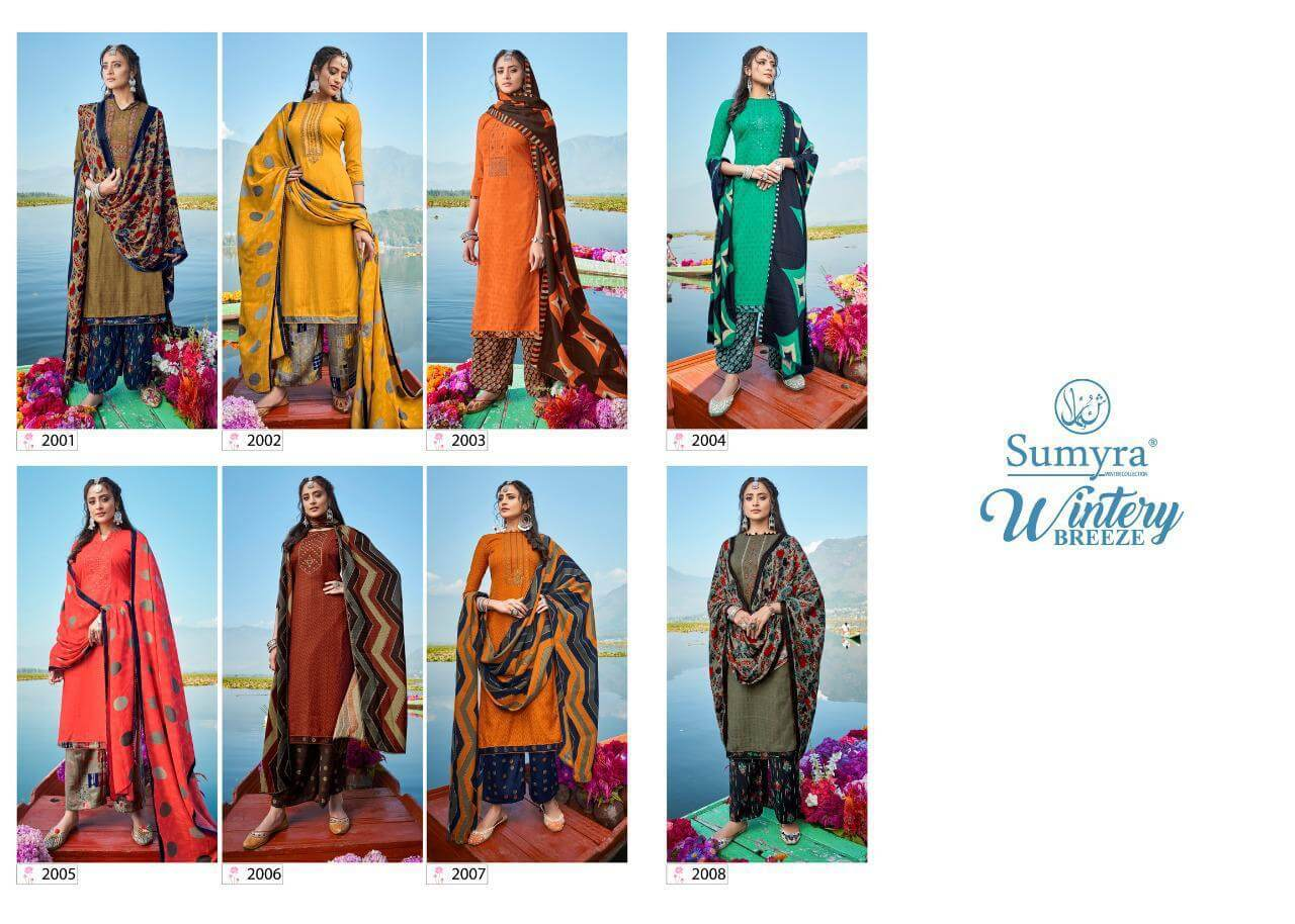 Sumyra Wintery Breeze collection 5