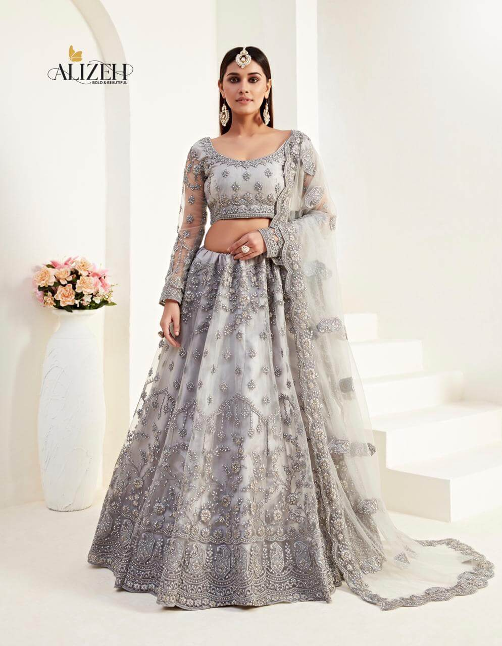 Alizeh Bridal Heritage Vol 2 collection 2