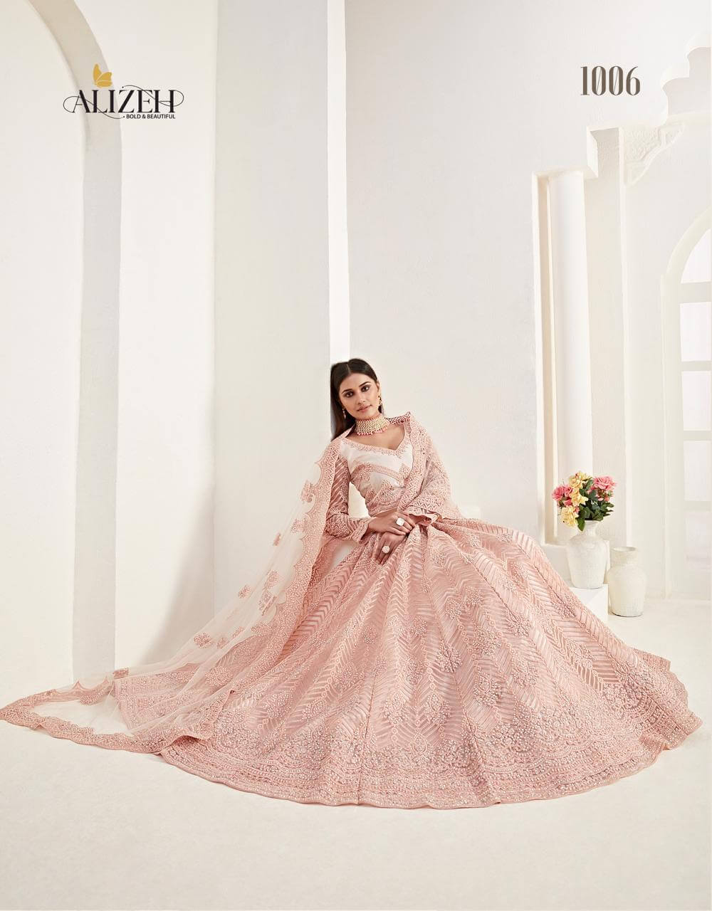 Alizeh Bridal Heritage Vol 2 collection 8