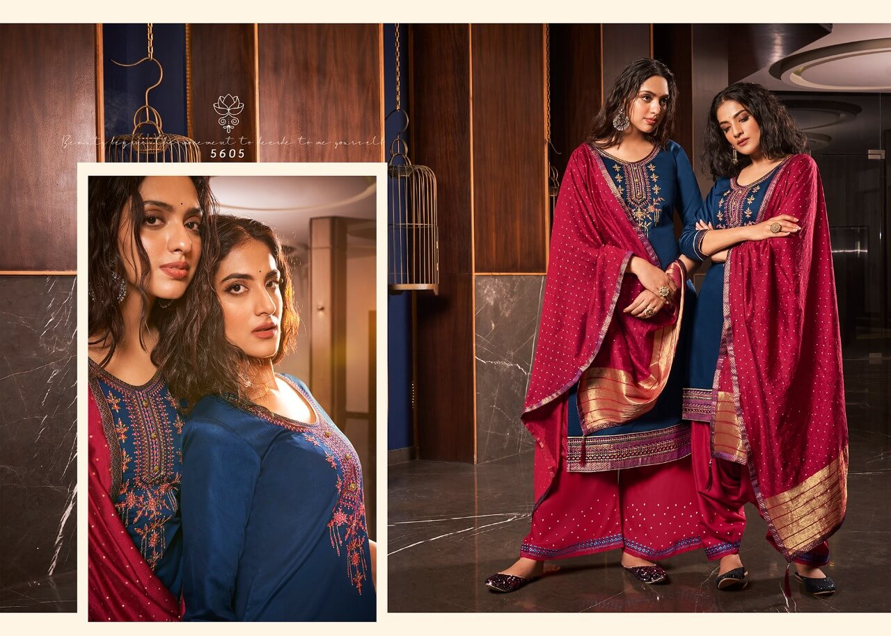 Kessi Fabric Lashkara collection 4