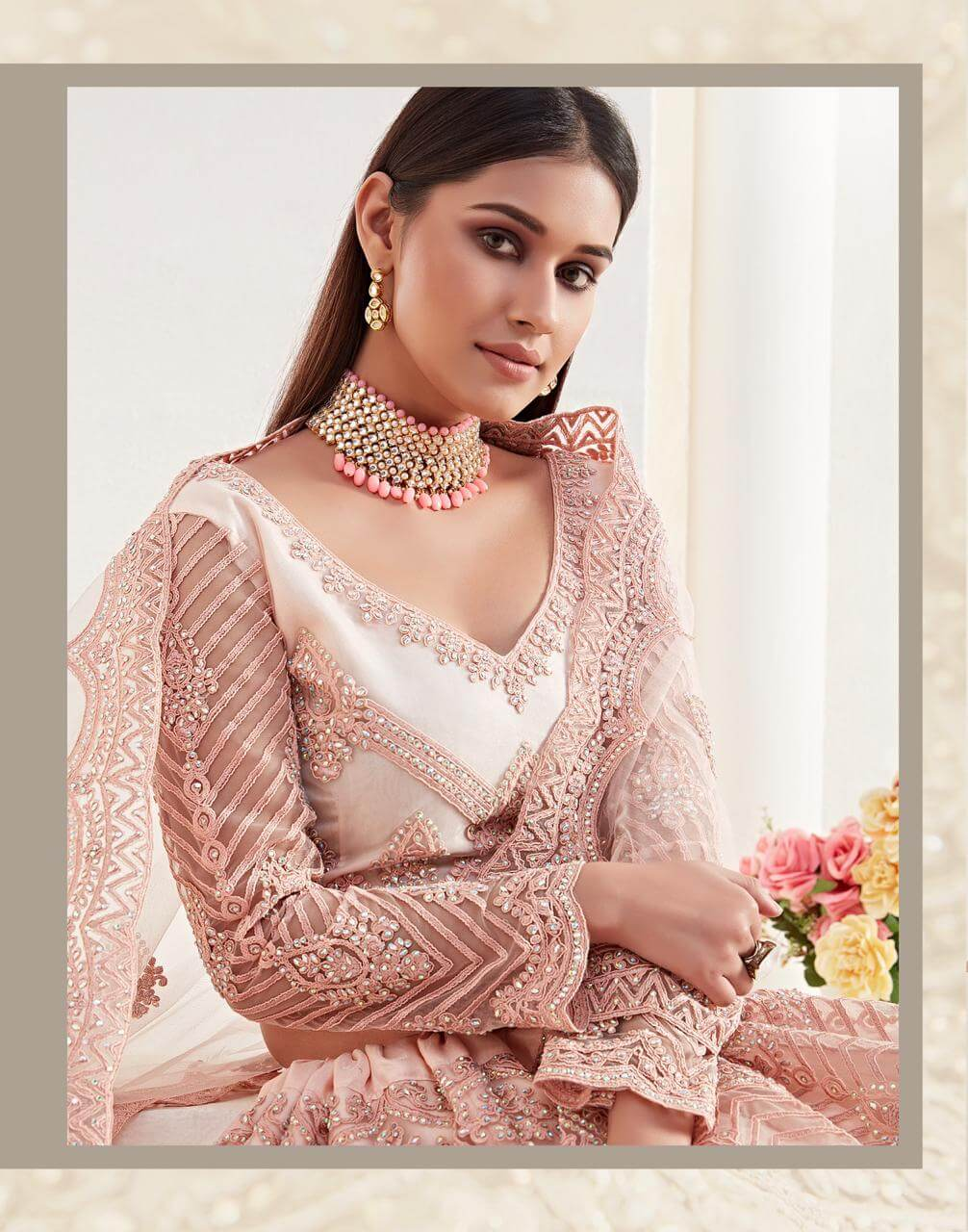 Alizeh Bridal Heritage Vol 2 collection 7