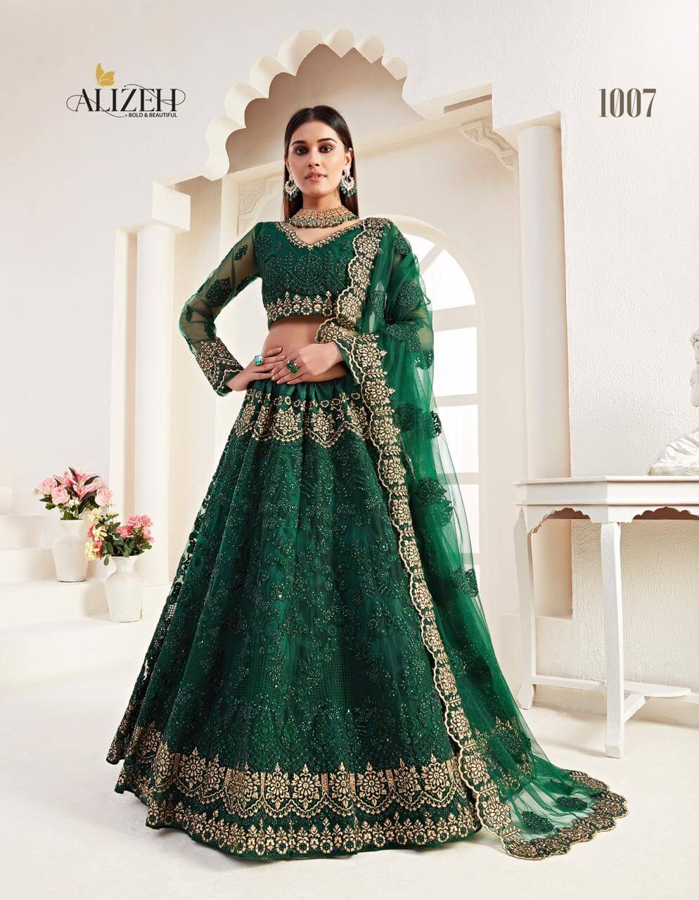 Alizeh Bridal Heritage Vol 2 collection 10