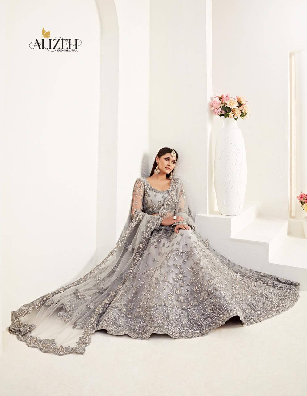 Alizeh Bridal Heritage Vol 2 collection 1
