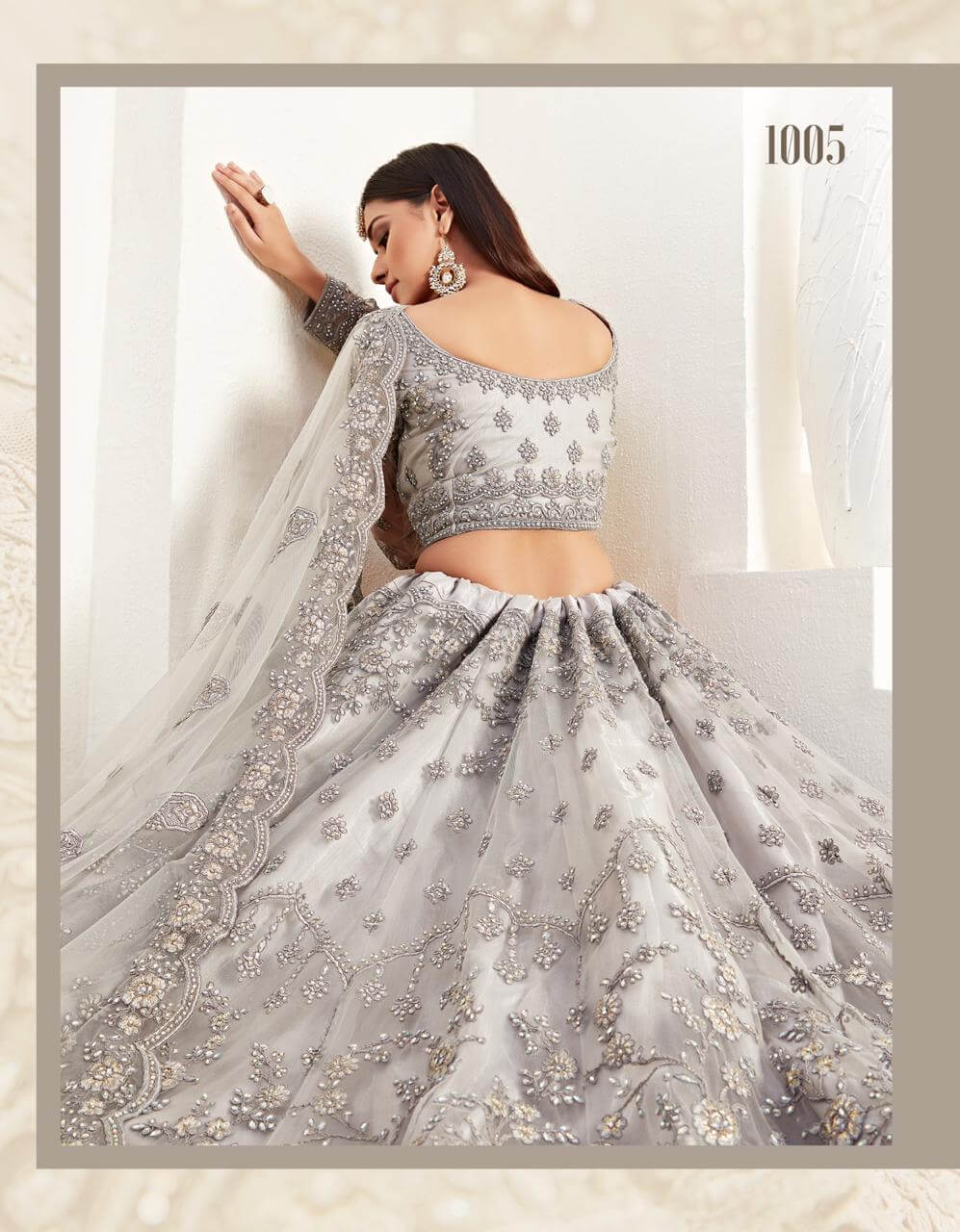 Alizeh Bridal Heritage Vol 2 collection 4