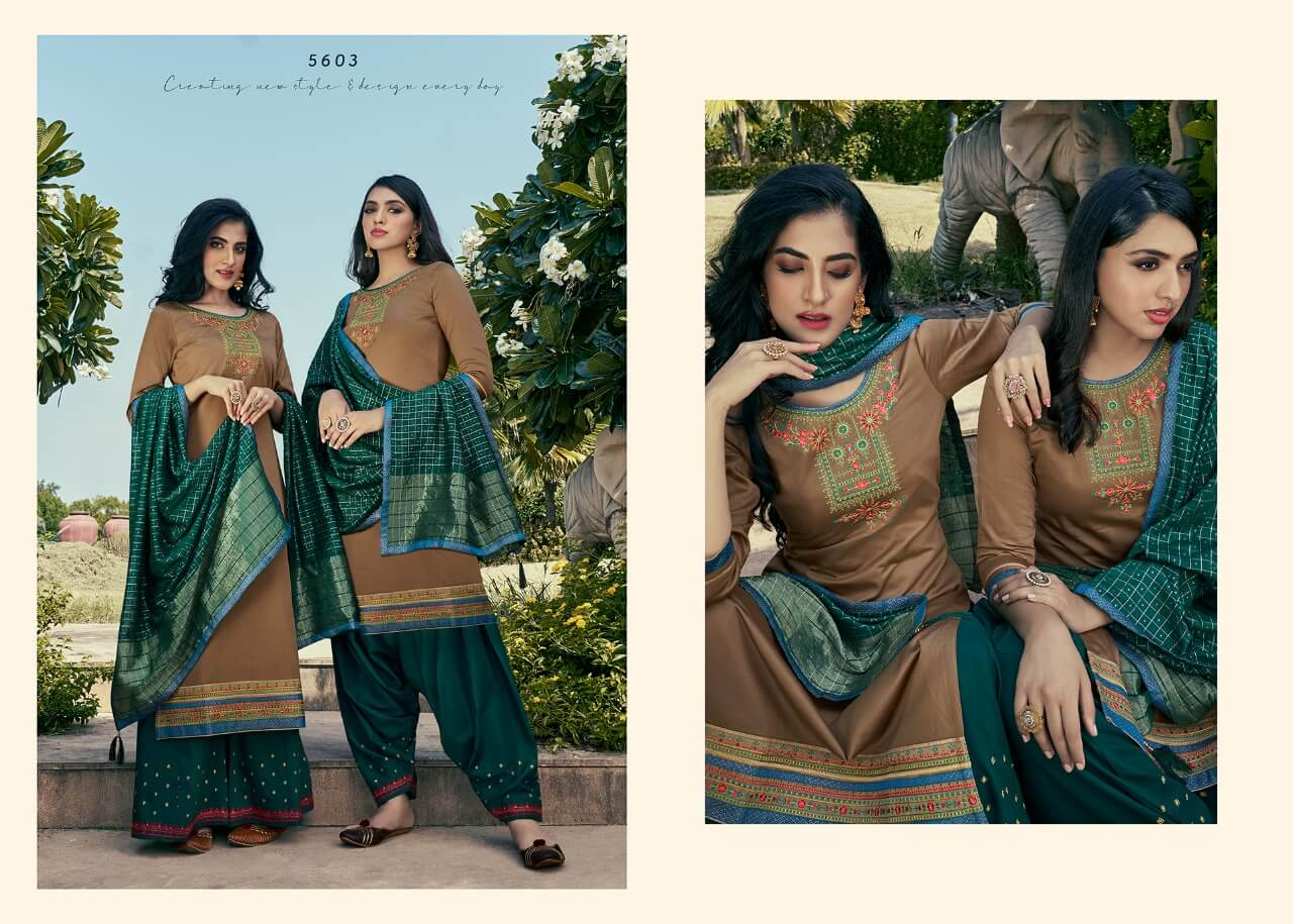 Kessi Fabric Lashkara collection 7