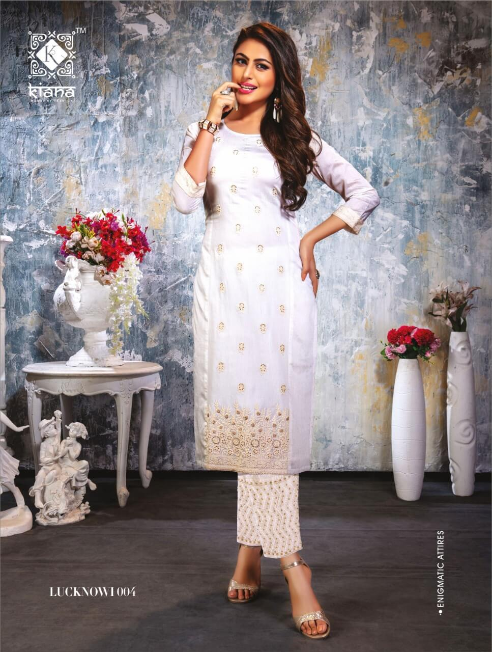 Kiana Lucknowi collection 12