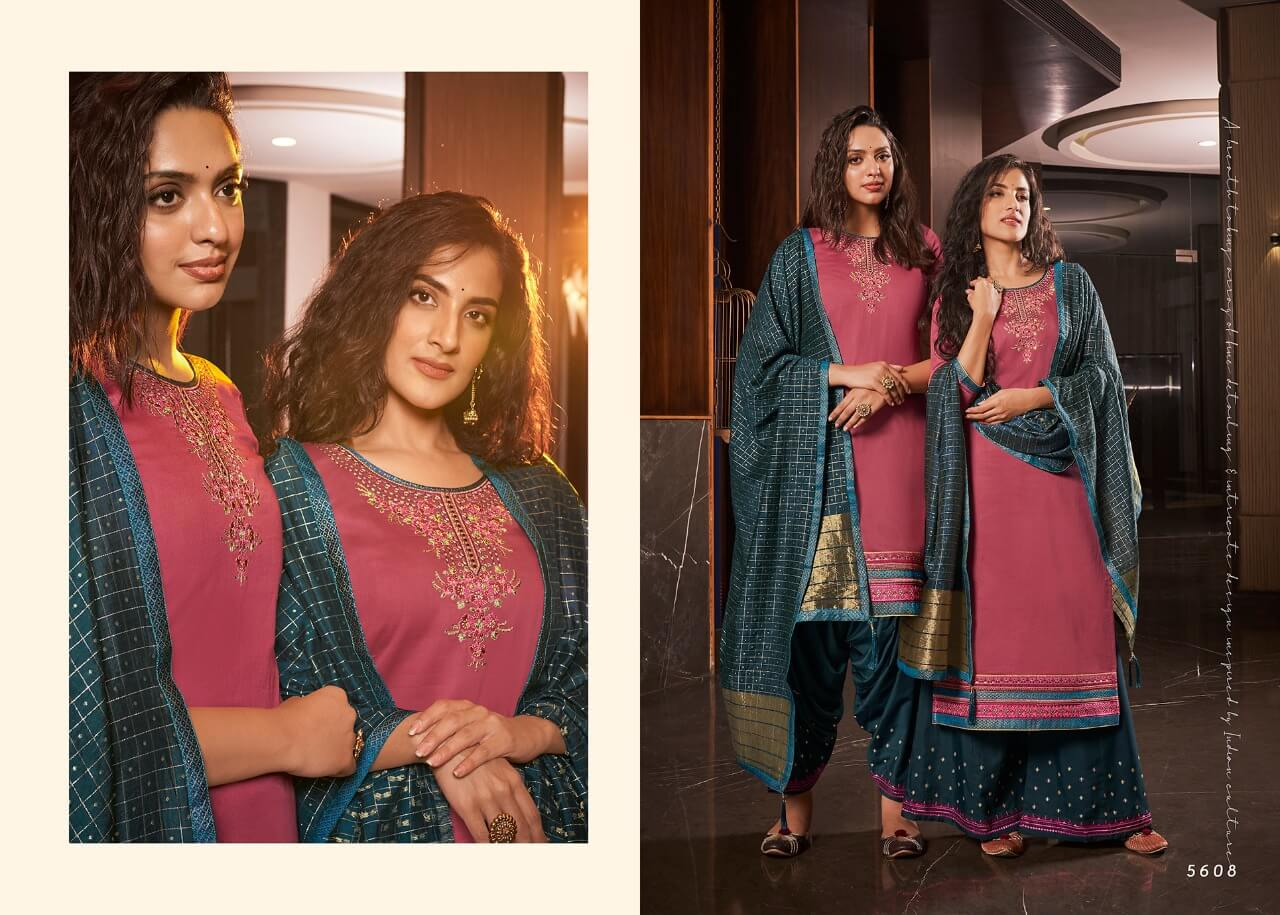 Kessi Fabric Lashkara collection 3