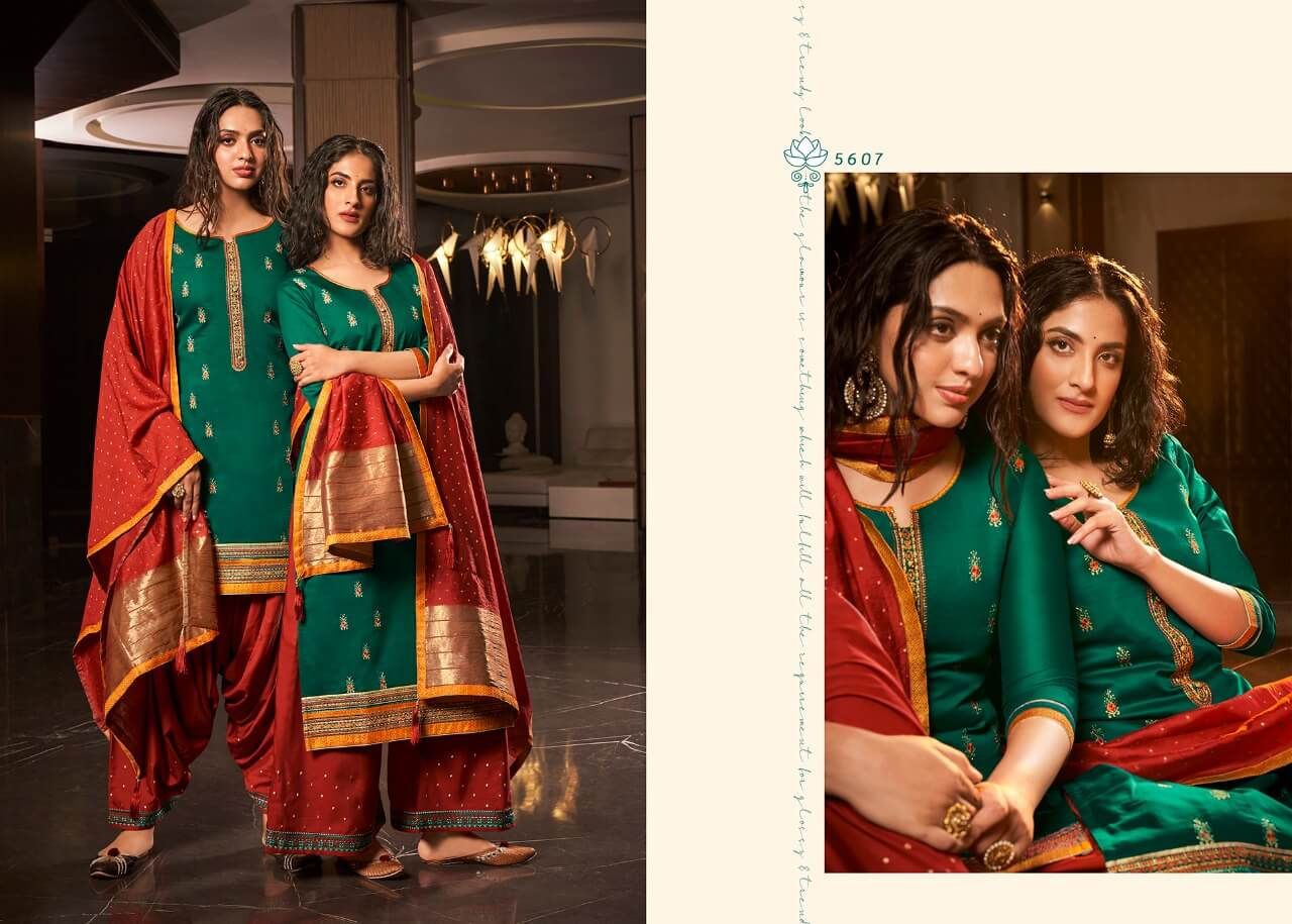 Kessi Fabric Lashkara collection 1