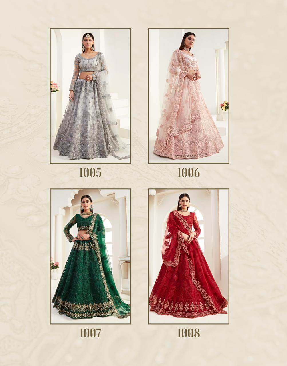 Alizeh Bridal Heritage Vol 2 collection 16