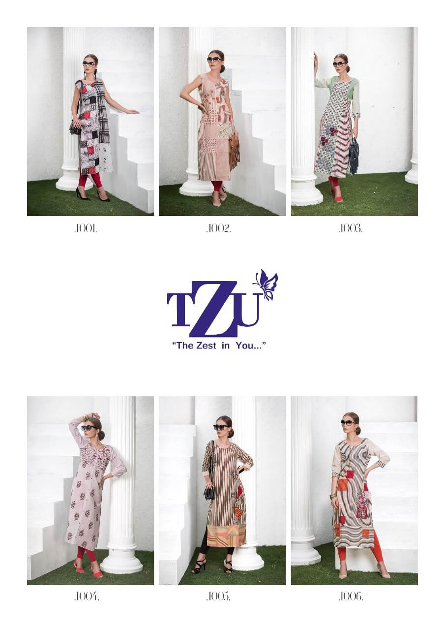 Tzu Life Style Popular collection 5