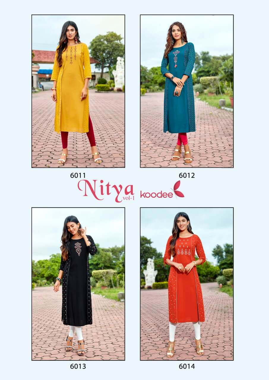koodee Nitya Vol 1 collection 1