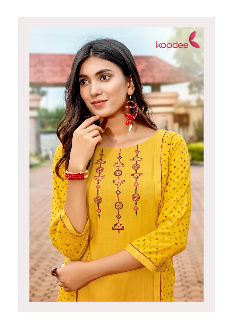 koodee Nitya Vol 1 collection 5