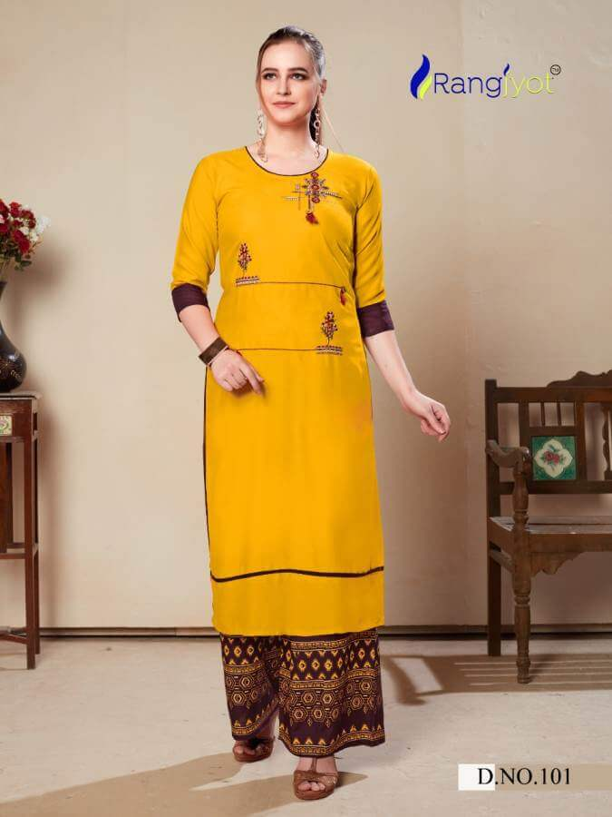 Rangjyot Morie 1 collection 17