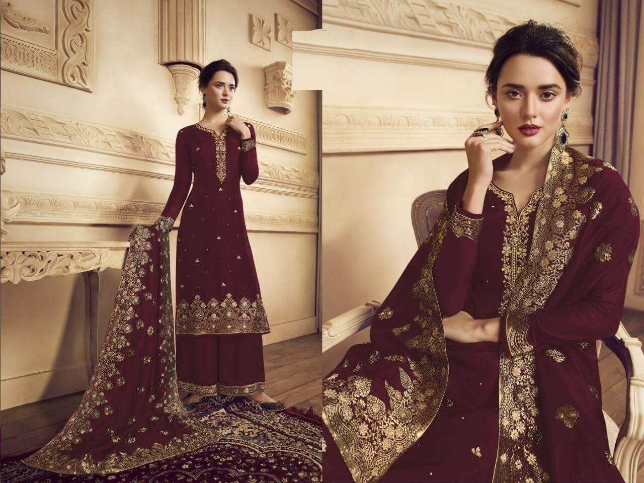 Nitya 4803 Colors collection 1