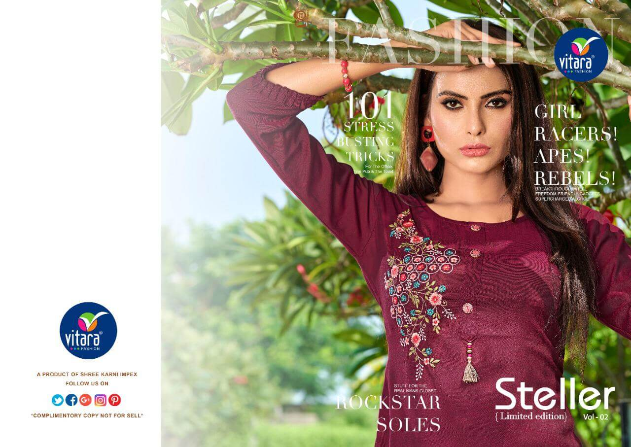 Vitara Fashion Steller 2 collection 1