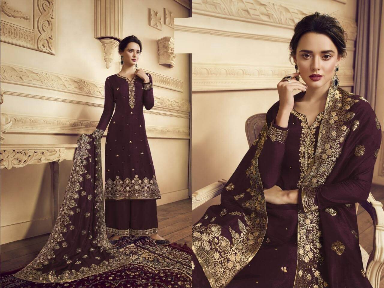 Nitya 4803 Colors collection 3