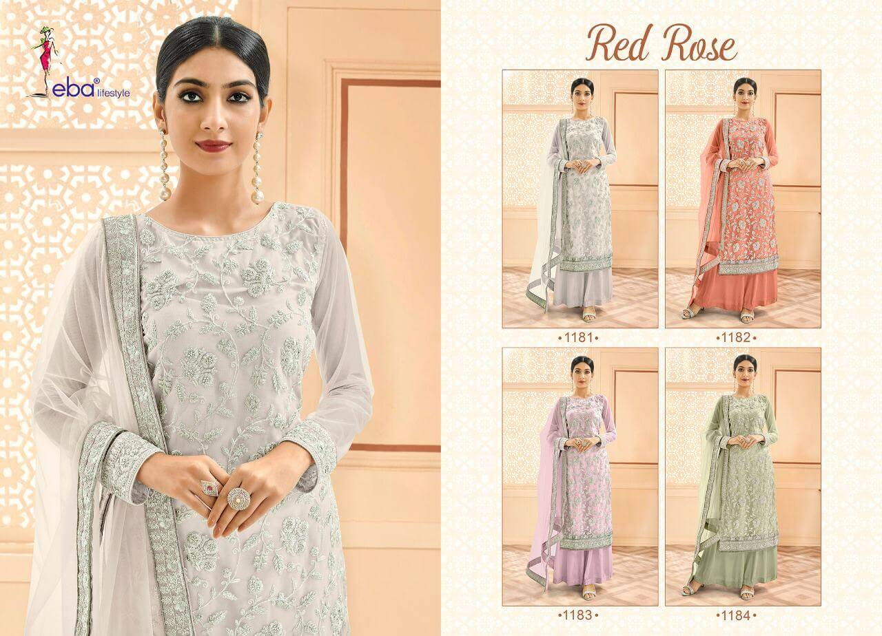 Eba Red rose collection 5