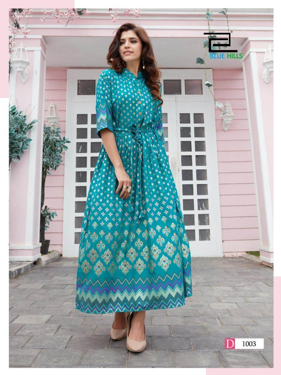 Blue Hills Royal Touch collection 3