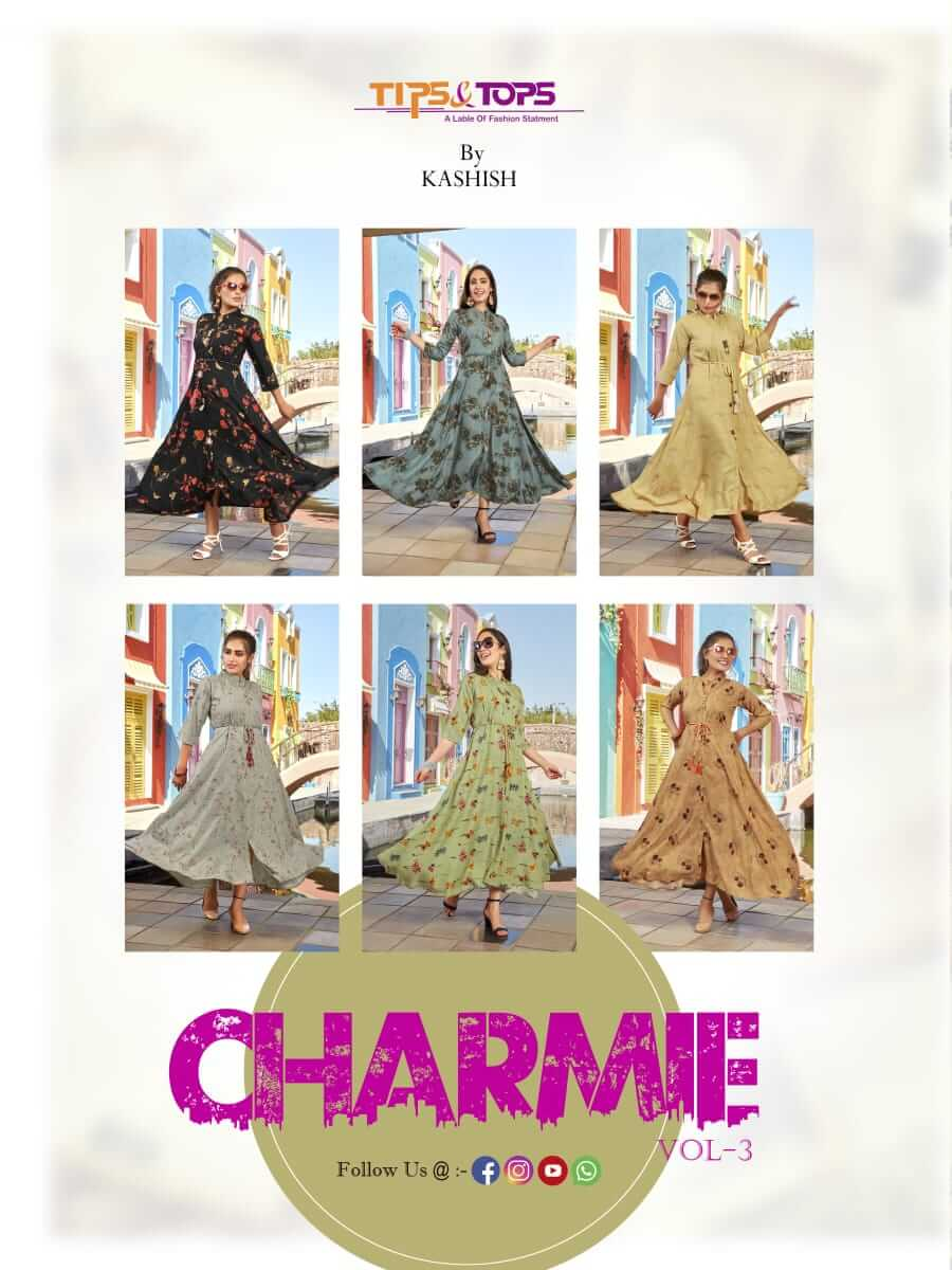 Tips Tops Charmie 3 collection 1