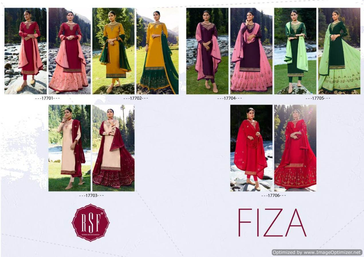 Rsf Fiza collection 4