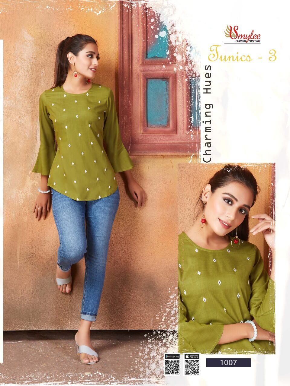 Smylee Tunic 3 collection 9