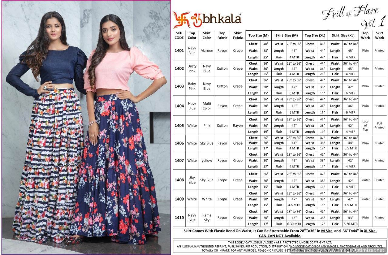 Kf Frill And Flare 1 collection 8