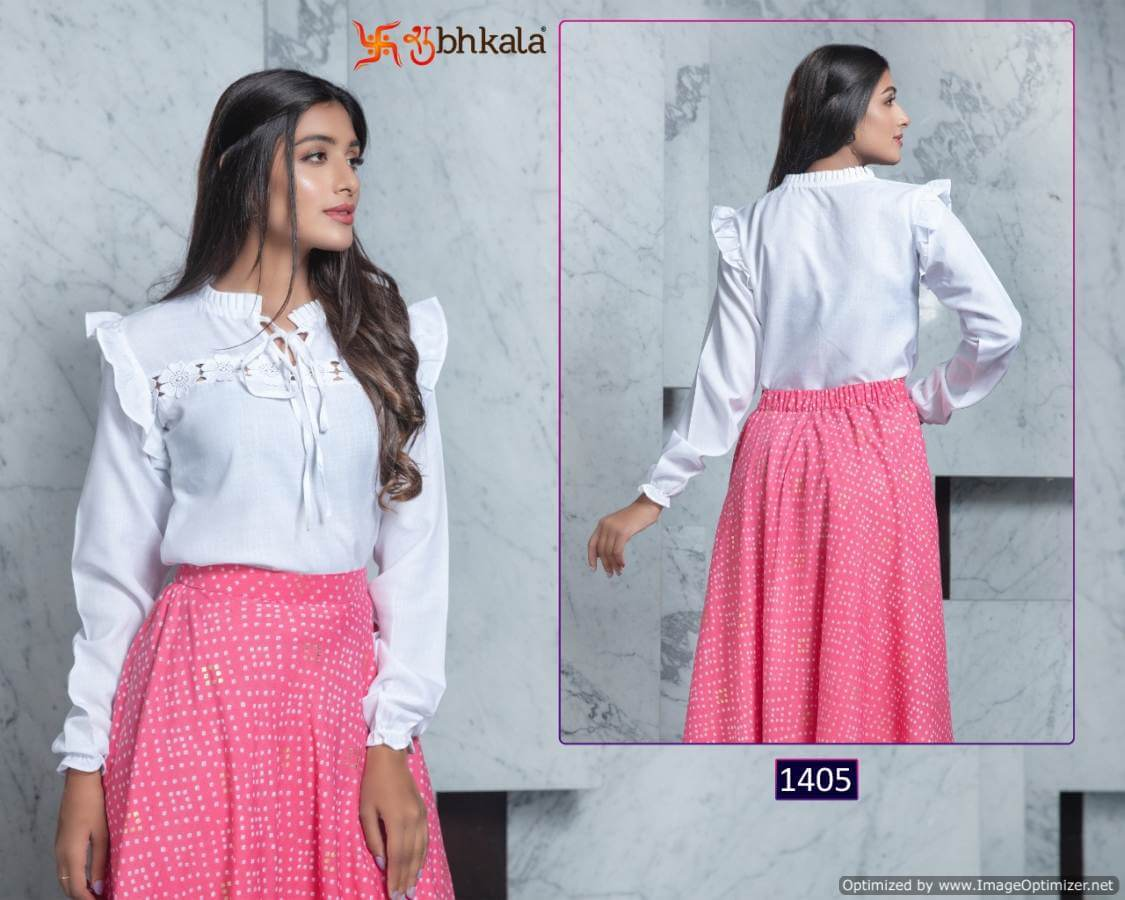 Kf Frill And Flare 1 collection 1