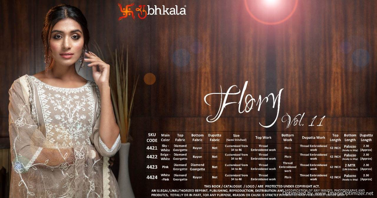 Kf Flory 11 collection 1