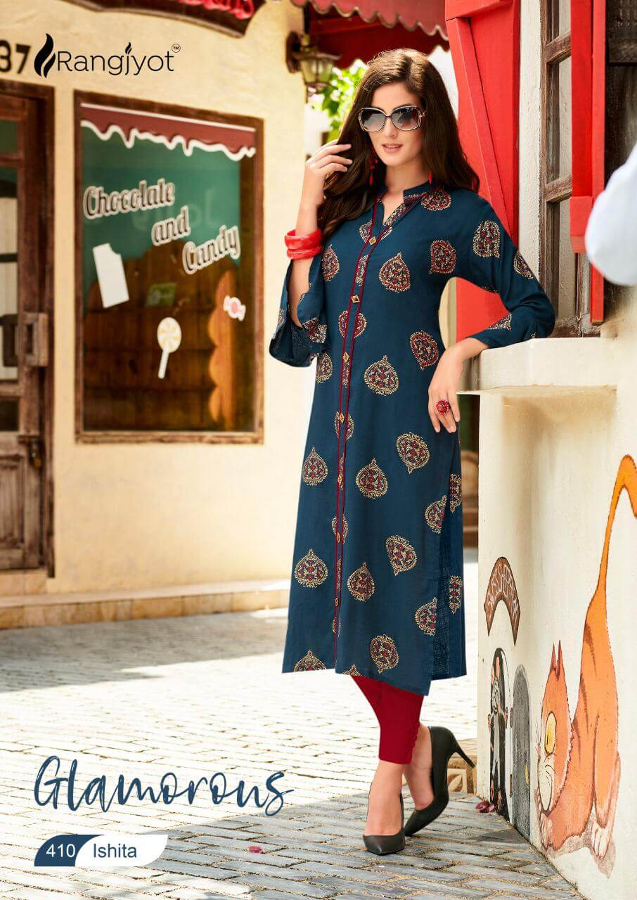 Rangjyot Ishita Vol 04 collection 9