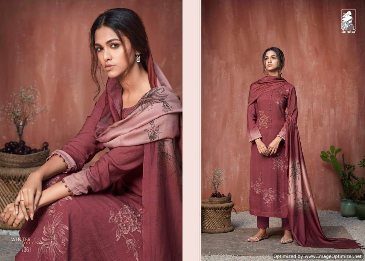 Sahiba Winter collection 7