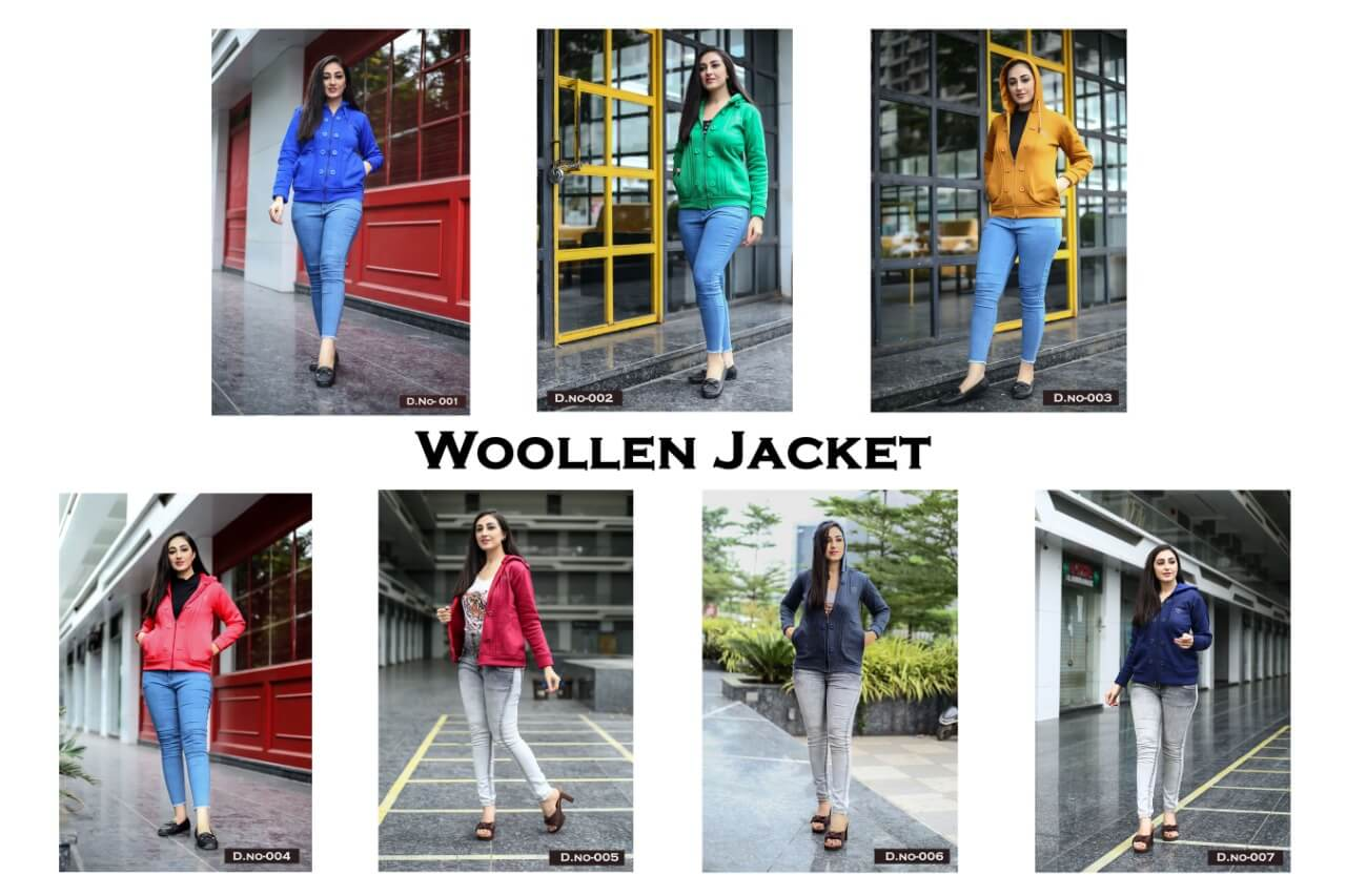 Wollen Jacket 1 collection 3