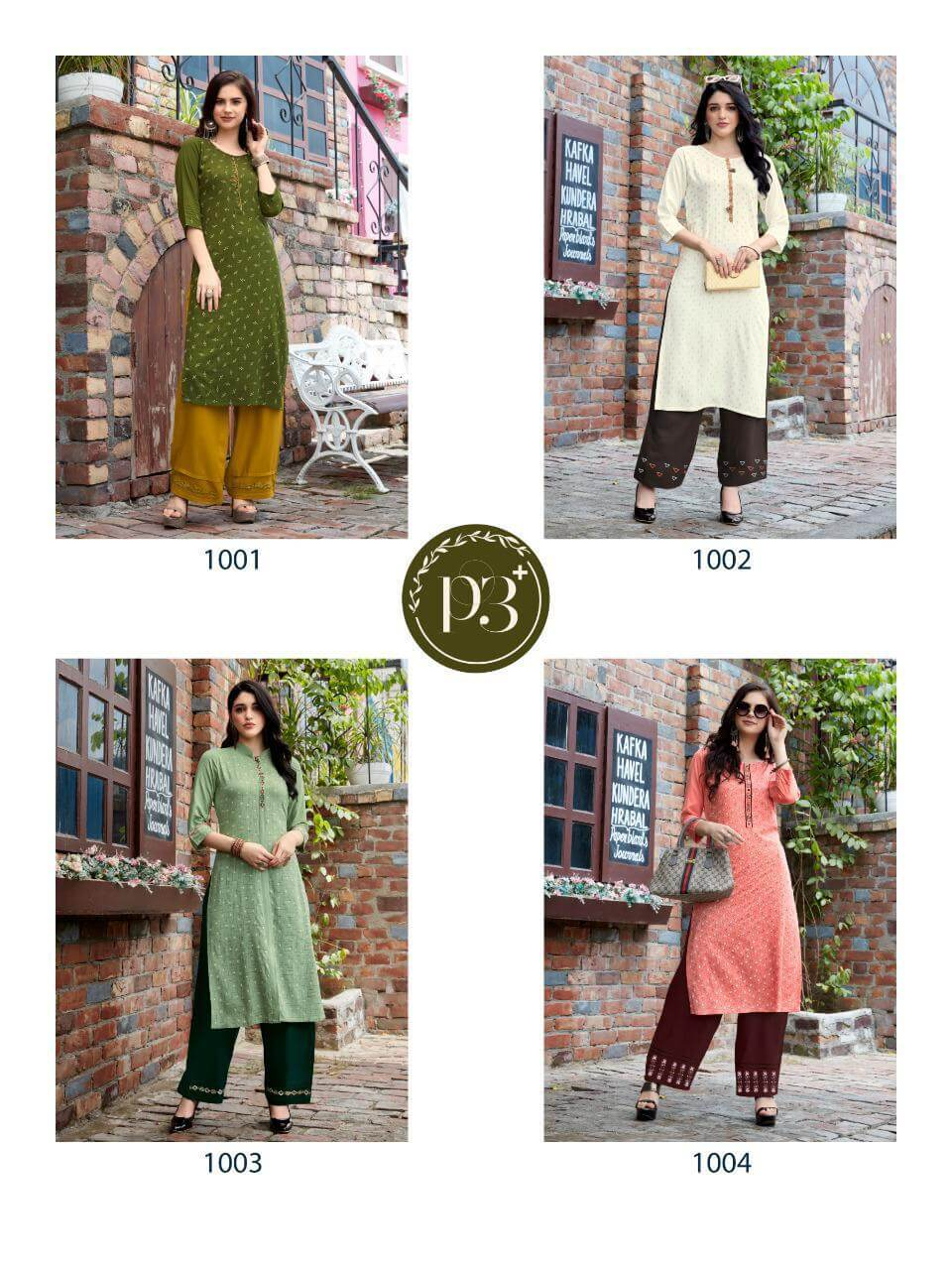 P3 Muskan collection 3