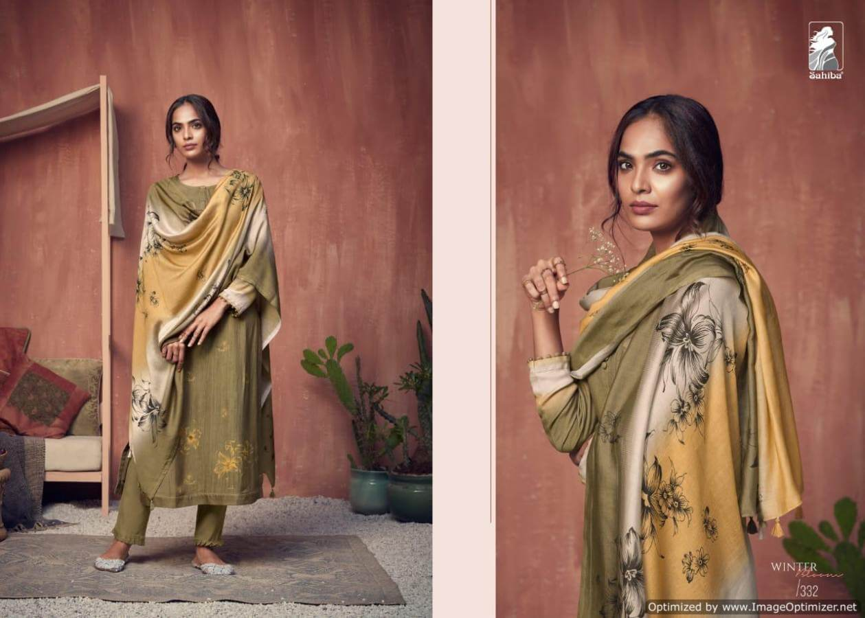Sahiba Winter collection 8