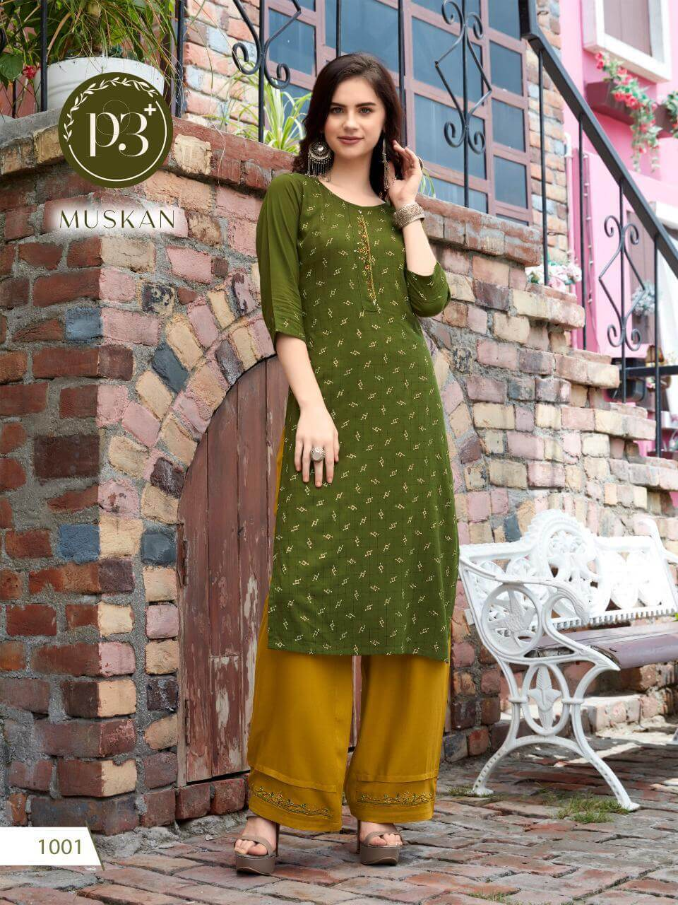 P3 Muskan collection 14