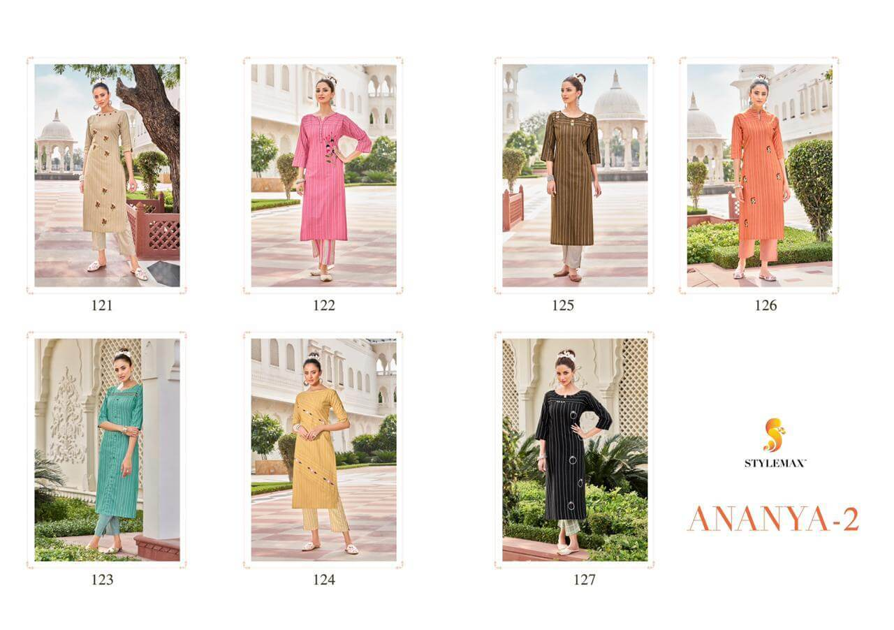 Stylemax™️ Ananya Vol 02 collection 5