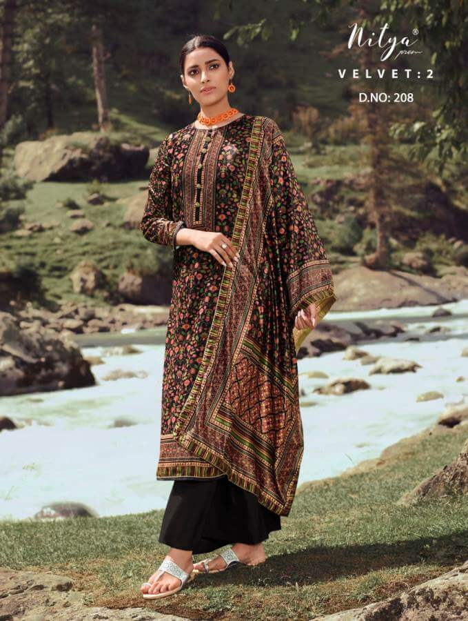 Lt Nitya Velvet 2 collection 3