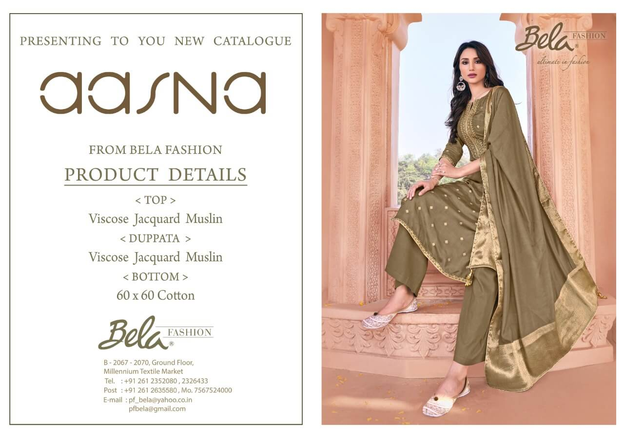 Bela Fashion Aasna collection 18