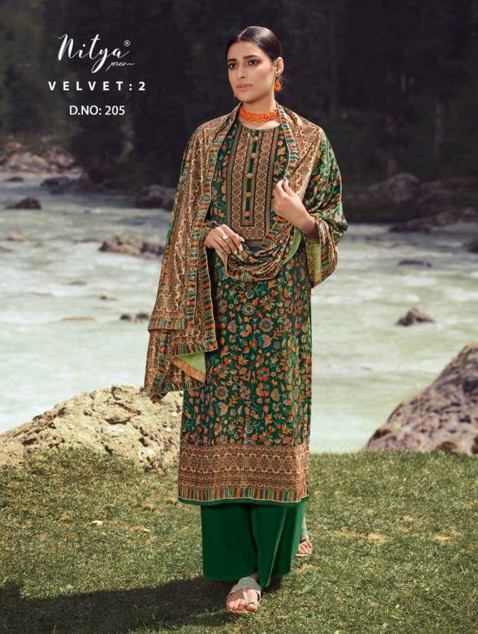 Lt Nitya Velvet 2 collection 2