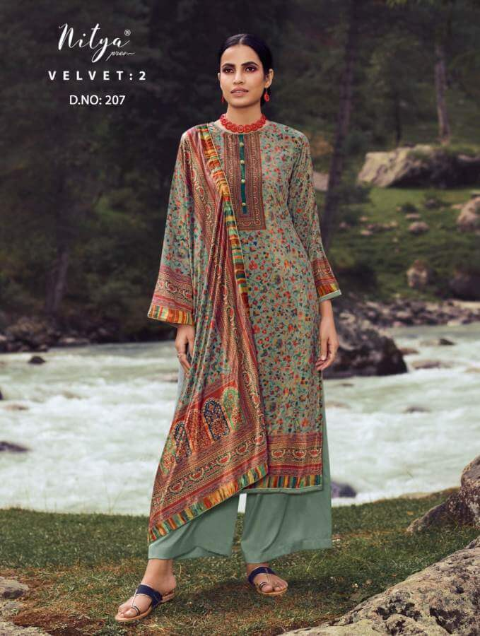 Lt Nitya Velvet 2 collection 7
