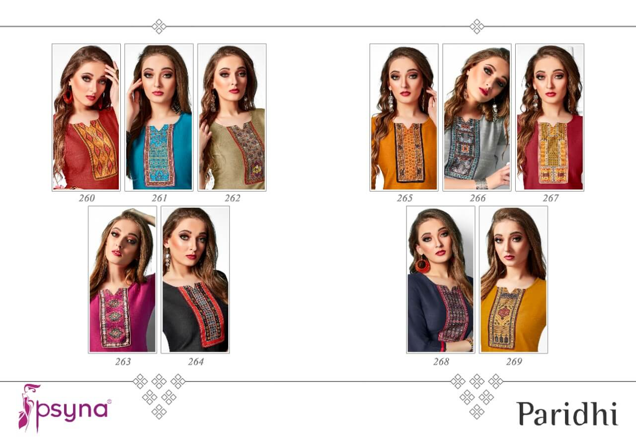 Psyna Paridhi 26 collection 9