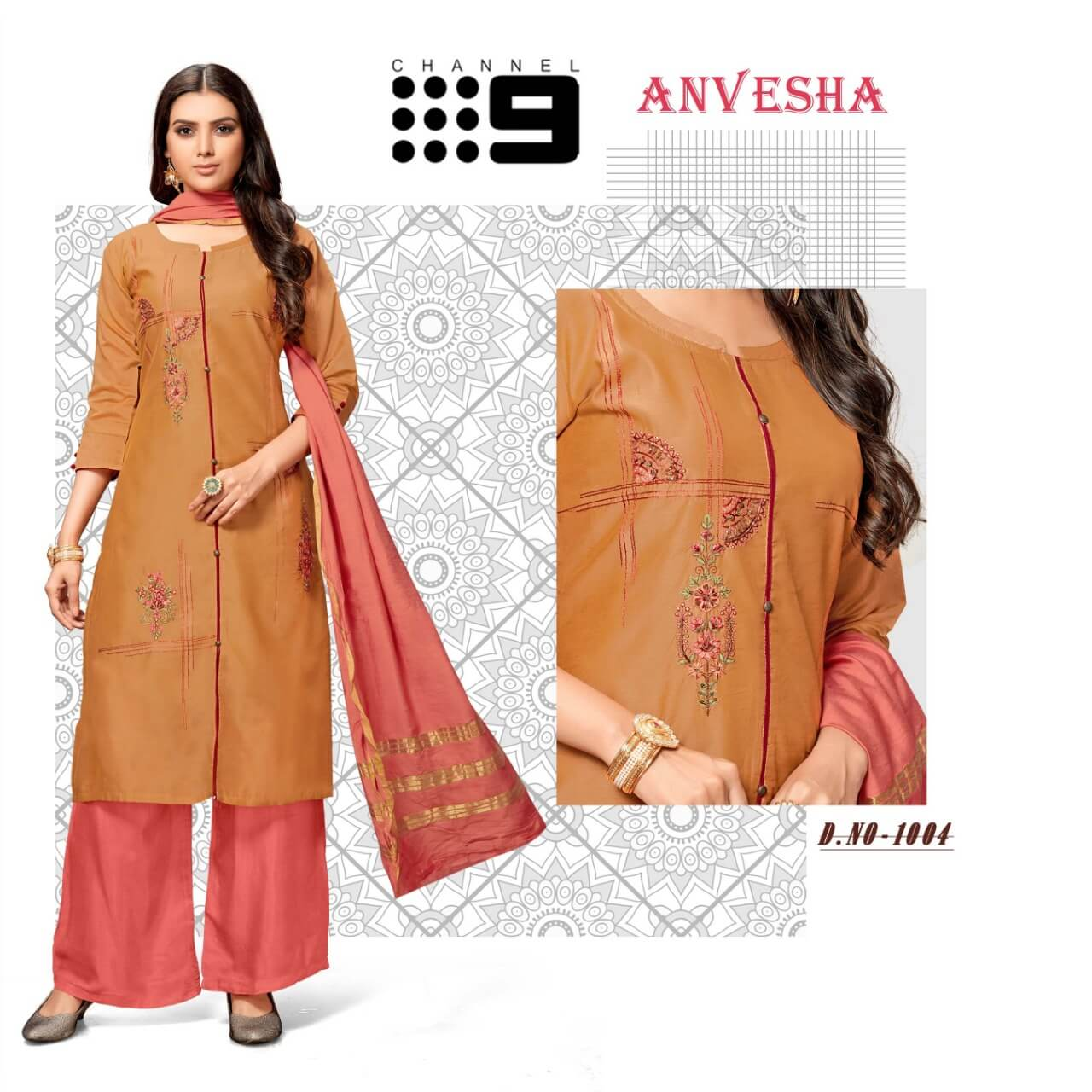 Channel 9 Anvesha collection 3