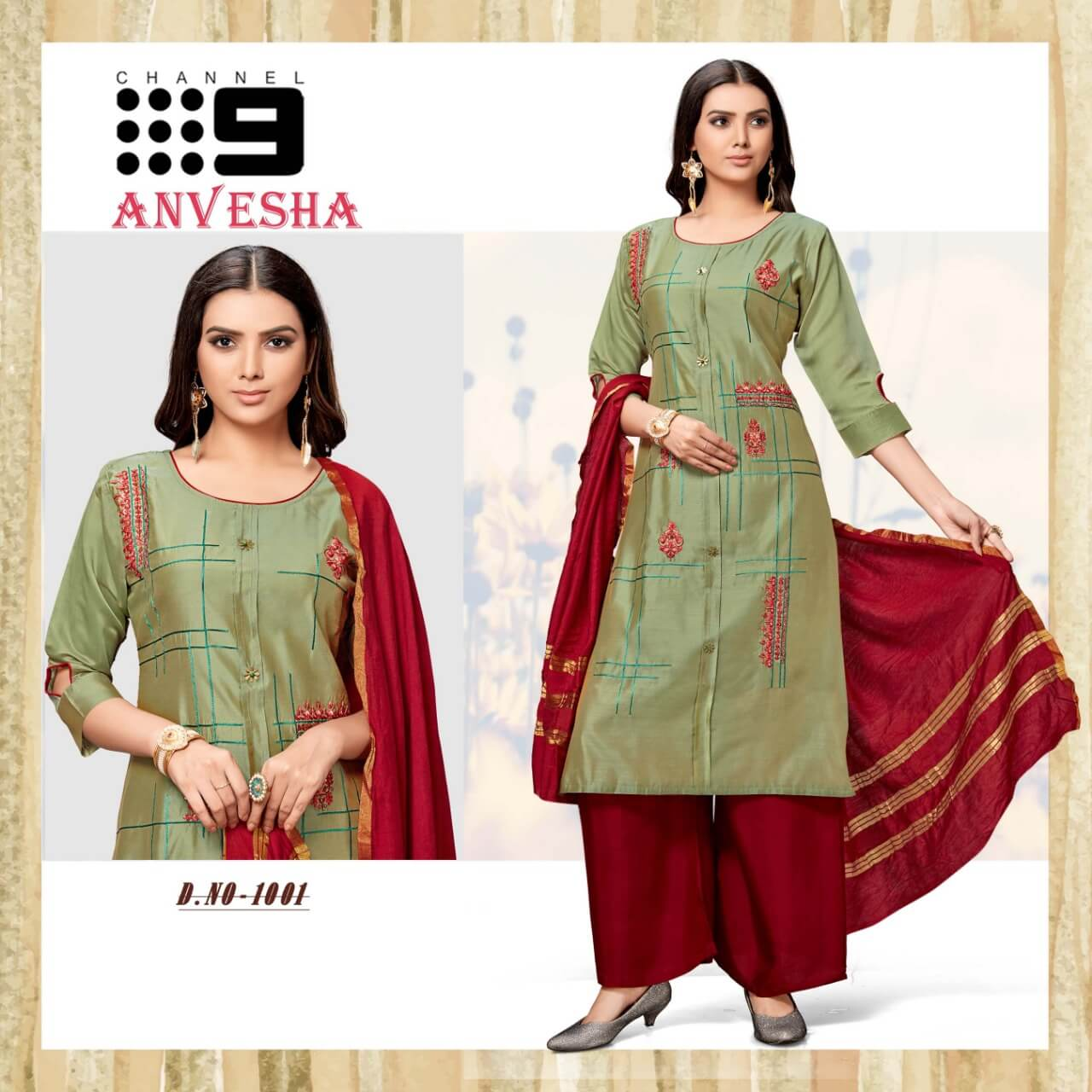 Channel 9 Anvesha collection 1