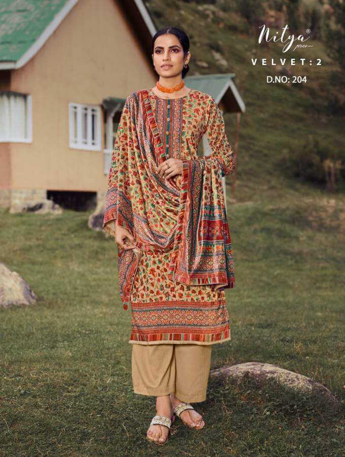 Lt Nitya Velvet 2 collection 5