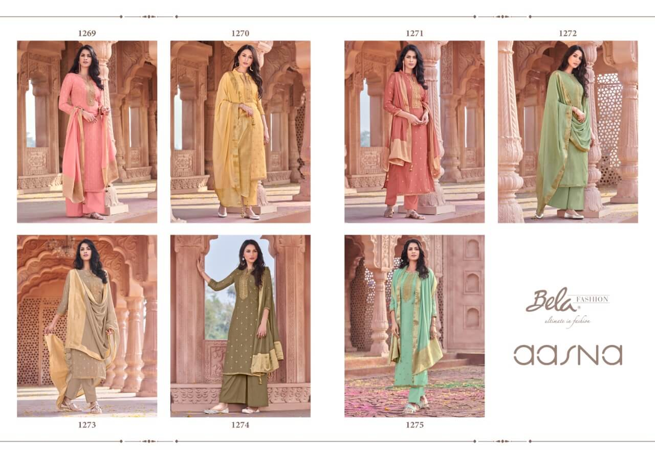 Bela Fashion Aasna collection 19