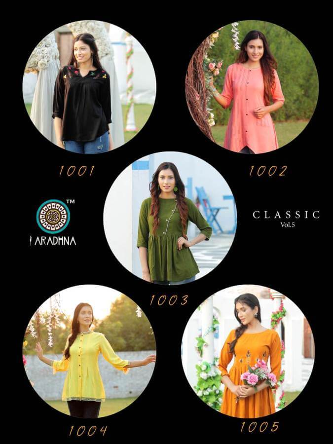 Aradhna Classic 5 collection 8