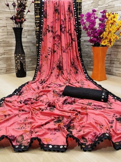 New Exclusive Lycra Blend Saree Collection collection 3