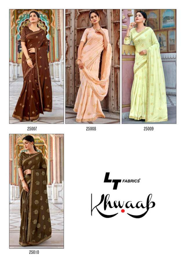 Lt Khwaab collection 12