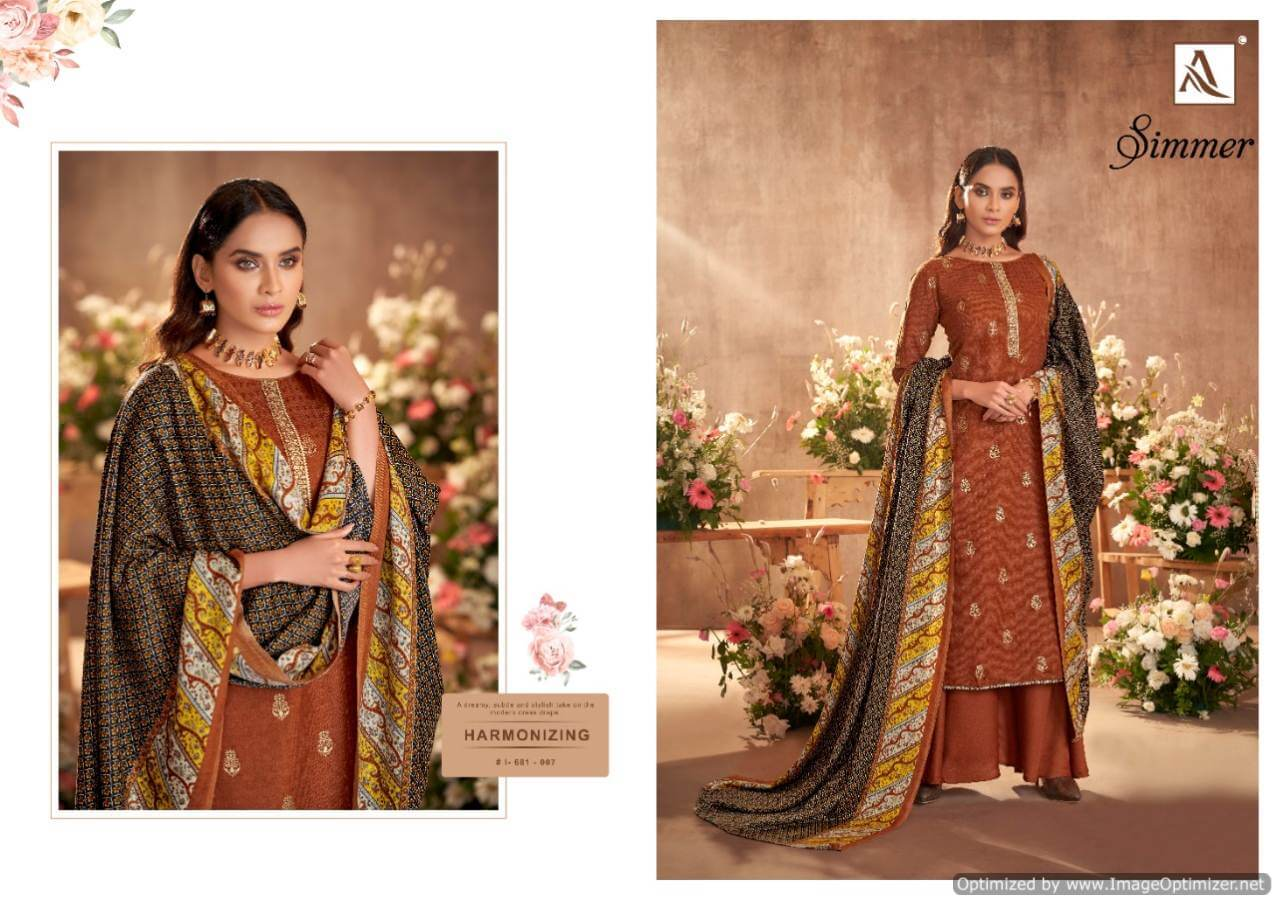 Alok Simmer collection 3