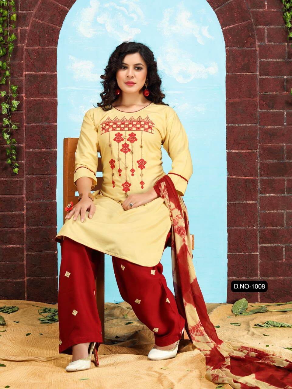 Ft Patiyala Style 1 collection 6